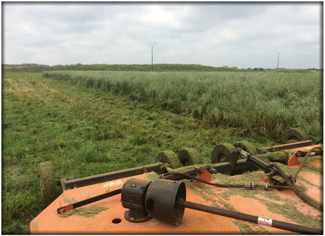 County, Municipality and TXDOT Tractor Mowing by Acre Pro